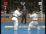 Shinkyokushin 38th All Japan Open Norichika Tsukamoto HL.flv