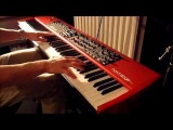 Brian Culbertson - Our Love (cover on the Nord Stage EX 88)