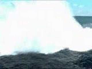 Аварийное всплытие атомной подводной лодки