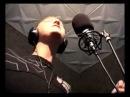 Процесс записи на студии рэп-исполнителей