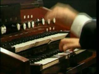 J.S. BACH Sinfonia de la Cantata  Wir danken dir (BWV 29) Organista: Juan Paradell Sol