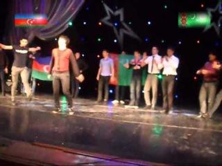 GURA - lezginka - Lezginka 2011 Turkmeni&Azer.flv