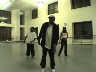 【Basic Movements Hip-Hop】 Marge Step