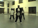 【Basic Movements Hip-Hop】 Croses