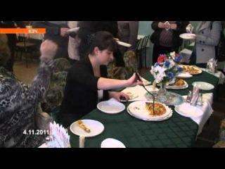 4 ноября состоялась выставка кулинарного искусства в Кафе Лукоморье