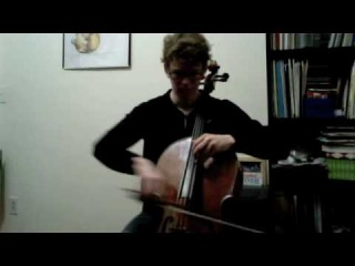 POPPER PROJECT #16: Joshua Roman plays Etude #16 for cello by David Popper