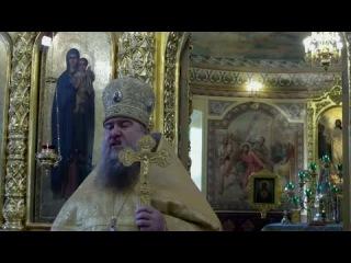 Слово на Отдание праздника Успения Пресвятой Владычицы нашей Богородицы и Приснодевы Марии