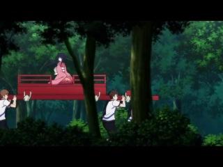 Эй, люби меня всерьёз! (1 серия) Maji de Watashi ni Koi Shinasai! (2011) [Eladiel & Zendos]