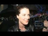 Michelle Ryan talks about stripping