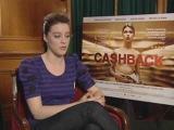 Michelle Ryan on Cashback