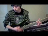 All Shall Perish-Better Living Through Catastrophe Solo Cover