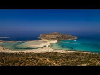 о. КРИТ, ГРЕЦИЯ - остров невероятной красоты!