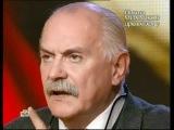 Михалков про мигалки НТВ прямой эфир (08.04.11)
