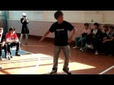 (Electro substyle! battles in chaikovsky Round ONE) - (Новички) Батл за 3 место  Den Starikov vs Nikita Borisov vs Den Calin