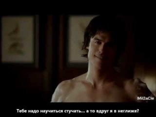 Первое промо 3 сезона,1 серия / Дневники вампира