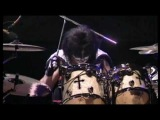 KISS - 100,000 Years Peter Criss Drum Solo - The Last KISS - Different Version