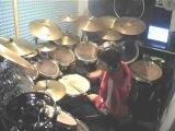 Toto Rosanna drum cover
