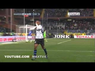 Сампдория 0-2 Интер
