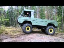 Volvo 303 nousee kalliolle.MP4