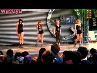 Waveya- korean dance team