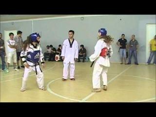 Teona Vashakmadze Taekwondo (coach Akaki Tsenteradze)