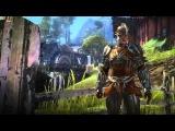 Guild Wars 2 - Kryta - The Last Human Homeland Official Trailer [HD]
