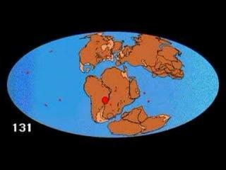 Эволюция континентов -как уплыла европа (которую решил украсть
