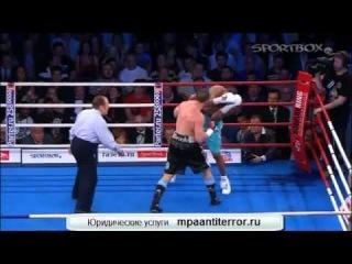 Денис Лебедев против Роя Джонса (РУССКИЙ ПОБЕДИЛ !!!)