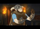 Мульт Song of Skyrim Песня про Скайрим