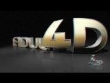 Adult 4D - Cabecera Peliculas - (анаглиф)