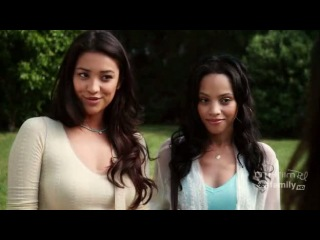 Милые обманщицы / Pretty Little Liars  1 сезон 2 серия [Озвучка - OTHfilm]