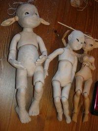Обучение изготовлению кукол
