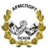 Логотип Армрестлинг на Псковщине