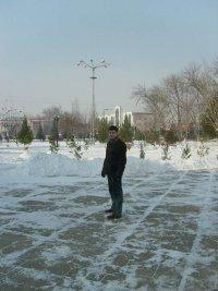 Руслан Рябикин, Гулистан