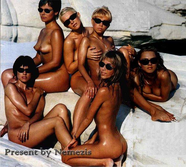 Фото голый группы стрелки