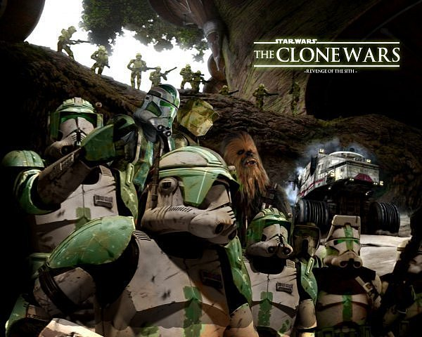 звездные войны война клонов картинки клонов