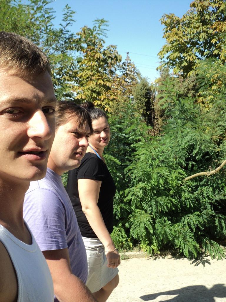 Дмитрий Лагутин, Ашхабад - фото №9