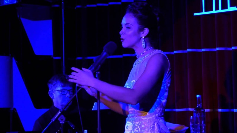 The Land Where The Good Songs Go (OH, BOY!) - Alexandra Silber at The Crazy Coqs