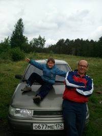 Николай Силкин, 12 июня , Челябинск, id109585043