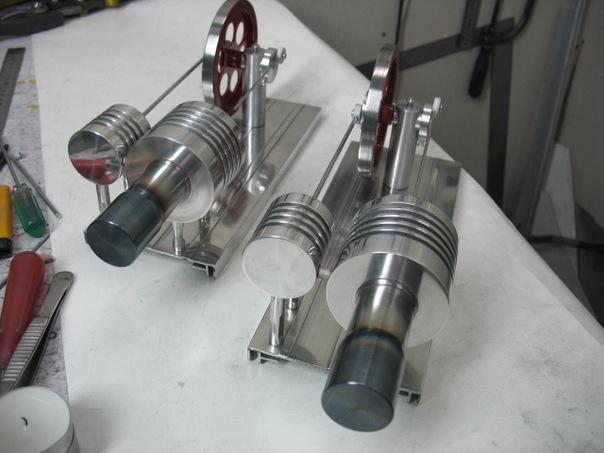 Двигатель стирлинга своими руками чертежи фото 628