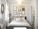 Стиль маленькой спальни - минимализм.  LiveInternetLiveInternet.