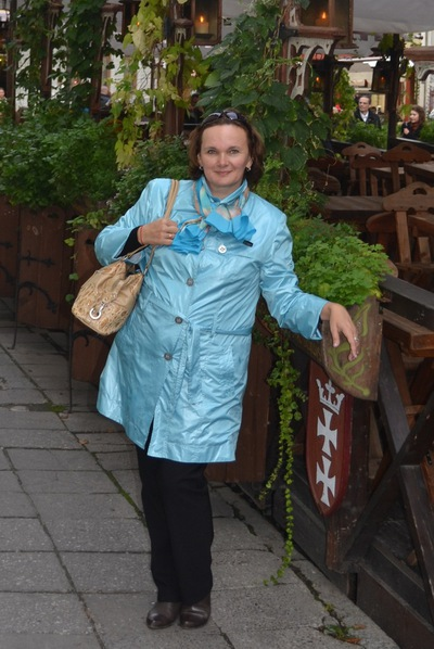 Татьяна Комарова