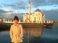 Альмира Каримова, 4 ноября 1991, Калининград, id106728389