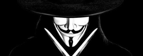 V For Vendetta - V Значит Вендетта | ВКонтакте