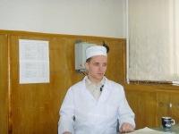 Олег Самышин, Рогачёв