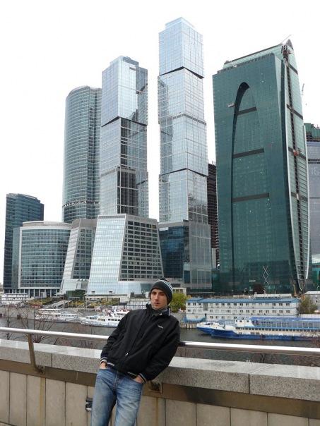 небоскребы Moscowcity