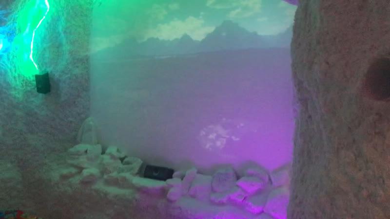 Соляная пещера Кедр-Клуб.