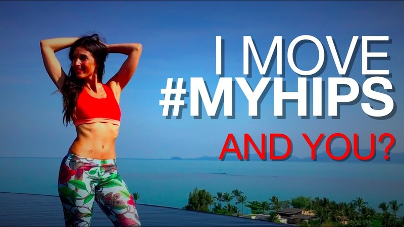 How To Increase Hips Reduce Your Waist Workout W Retreat Koh Samui Thailand