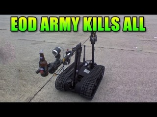 LevelCap, Chaboyy, Azzy & Matimi0 Are The EOD Bot Army (Battlefield 4)