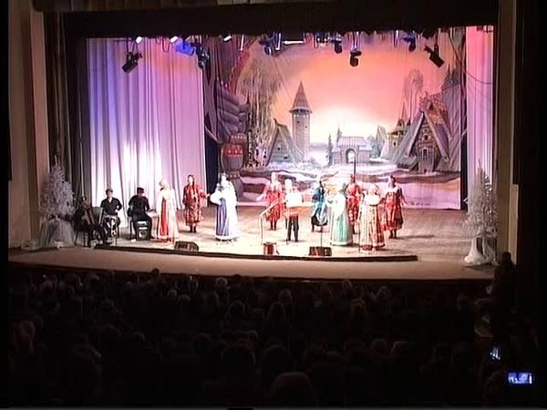 Узенький проулочек Вокальный ансамбль «Бабье Лето»и «Ваталинкао»